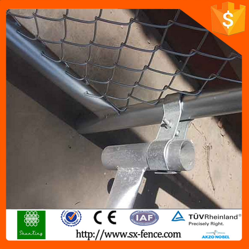 Used galvanized chain link fencing prices(for sale)