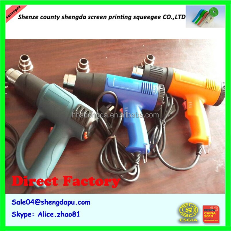 Shengda Hot Sale Low Price Hot Air Heating Gun