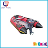 2014 hot selling high quality large inflatable pvc motor fishing inflatable boat