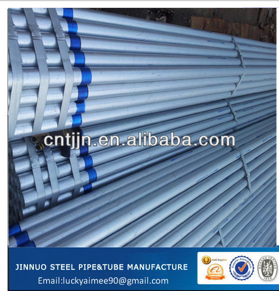 sgp pipe standard schedule 40 galvanized steel pipe