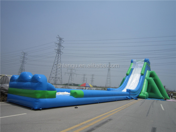 Good Price Jumbo Inflatable Water Slide For Beach Commercial Slides