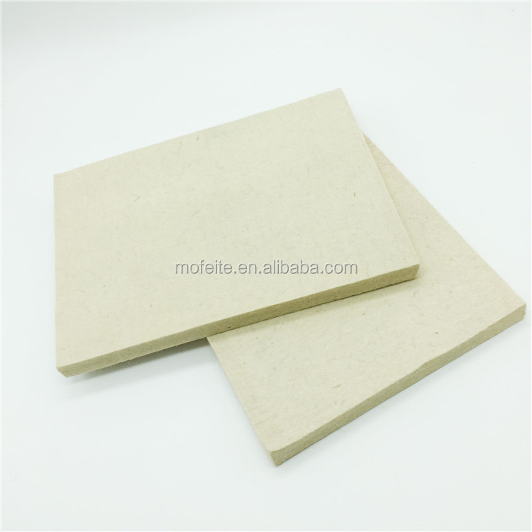 For industrial 100% natural wool felt with high quality