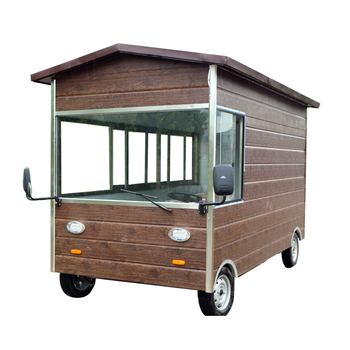Mobile Catering Vans Camion Food Truck A Vendre Electric Dining