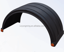 universal plastic mudguard for trailer