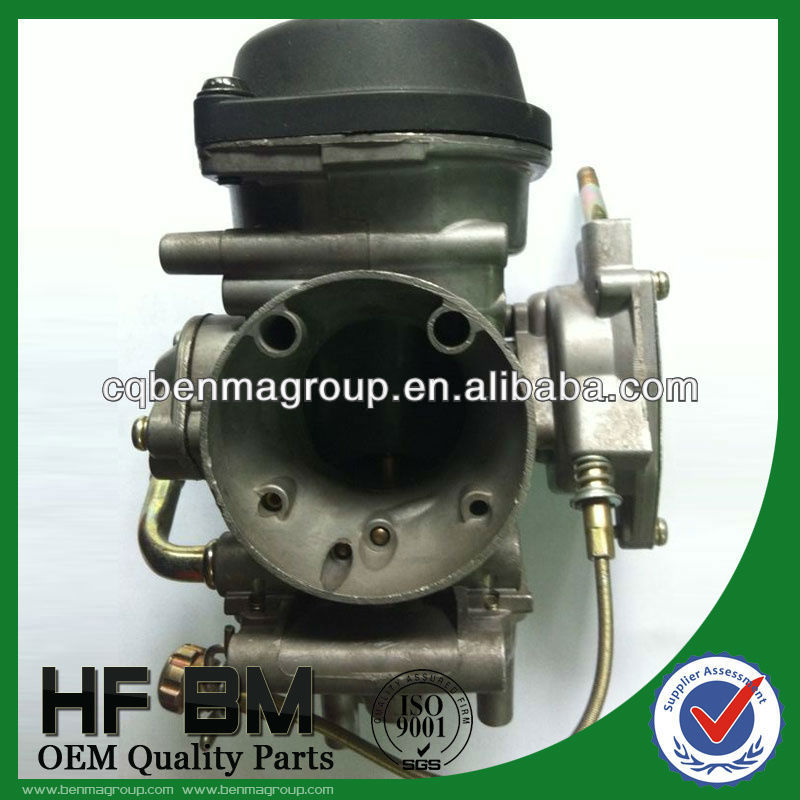 Motorcycle Carburetor YFM350 Parts , 400cc Motorcycle Carburetor YFM350 for YMH Motorcycle Parts