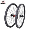 27.5er Clincher carbon wheelset 27.5 inch carbon MTB wheels 650B