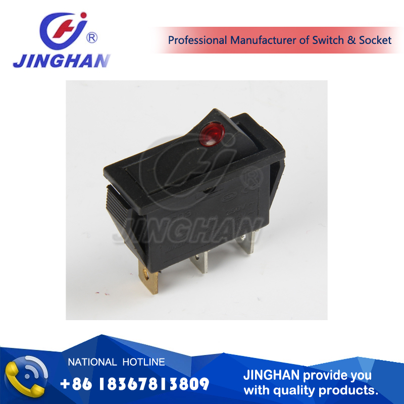 auto switch, ON-OFF SPST 3P switch/ Automotive Rocker Switch