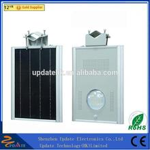 Multifunctional High Power Integrated PIR Solar Powered Led Street Lamp for Outdoor