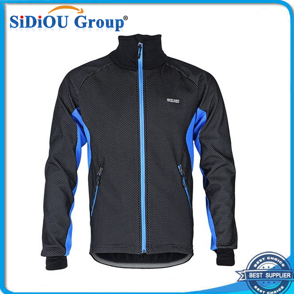 men's <strong>cycling</strong> clothing Waterproof Windproof Bike Jackets Men Athletic Breathable Long Sleeve