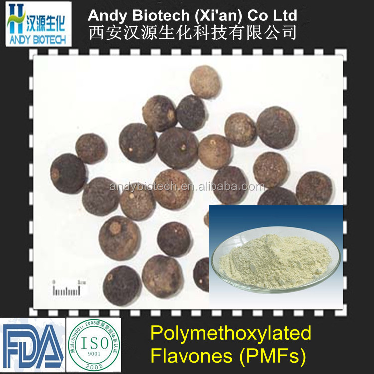 Top Quality 30% (PMFs) Polymethoxylated Flavones