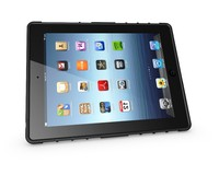 factory price tyre texture tablet PC case kickstand case for iPad 4/3/2