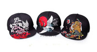 Top Quality Fashion Design 5 panel Wholesale Custom Snapback Cap and Hat