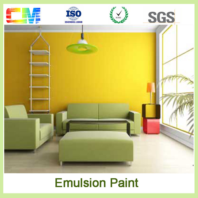 Cheap antiseptic waterproofing anti crackle inside house building wall acrylic emulsion paint