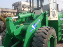 KAWASAKI KLD70Z FRONT LOADER USED WHEEL LOADER 70Z FOR SALE
