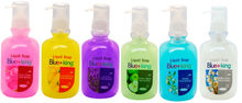 500ml Optional Fragrance High Foam Hand Liquid Soap (factory,OEM offered)