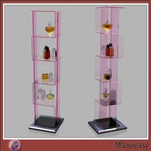 Acrylic Home Decoration Cosmetic Makeup Holder Furniture