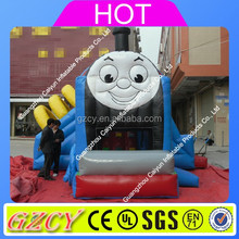 Thomas train inflatable bouncer,air jumping castle for sale