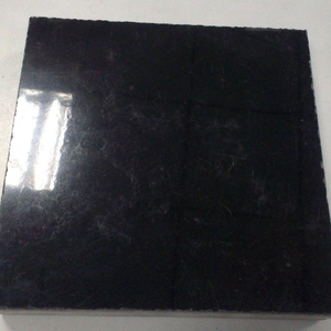 Manufacturing cheap black marble tile absolute black marble tile marble tile
