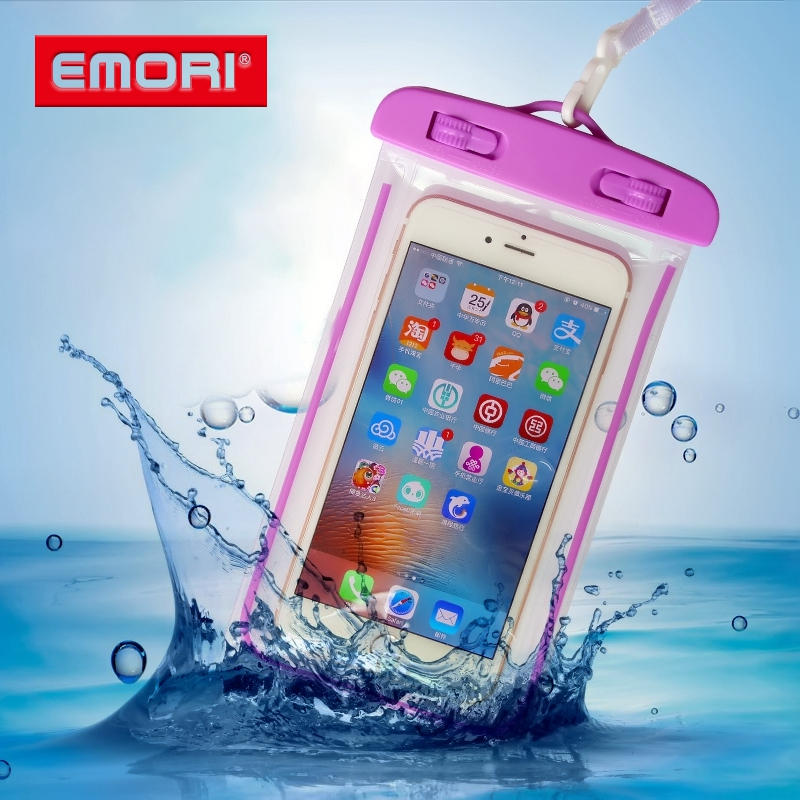 2017 Best Sell New Style Waterproof Phone Bag