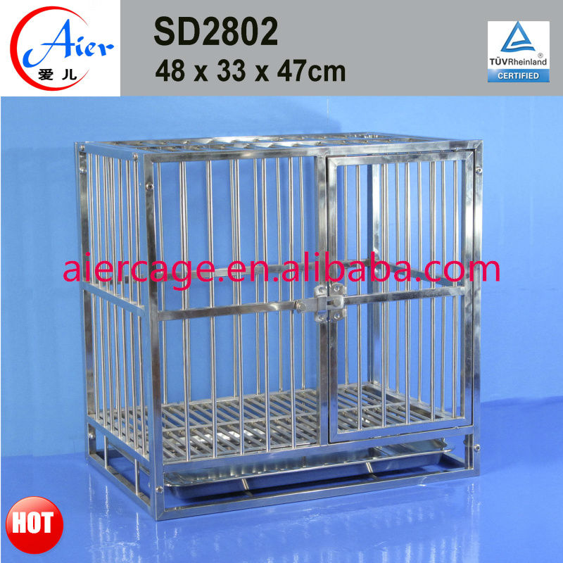 stainless steel small animal cages