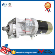 24V Starter Motor To Fit 3054 3056T Perkins 1000 Engine DRS0206 190-761 641503103 91295423
