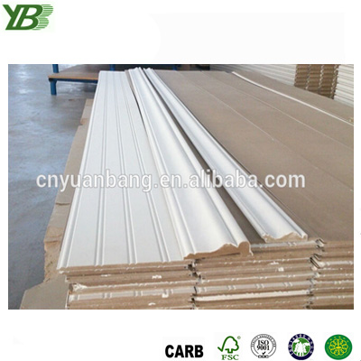 Interior Decorative Durable Primed MDF Wall Panels