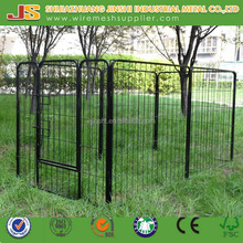 Quality metal portable cheap dog fence