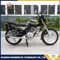 China Supplier High Quality 4 stroke Motorbike dirt bike 150cc 150-1