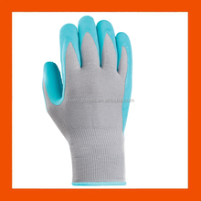 Active Grip Utility Gloves Coated With Foam Textured Latex