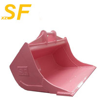 China Supplier SF S50 Mud Bucket for Excavator