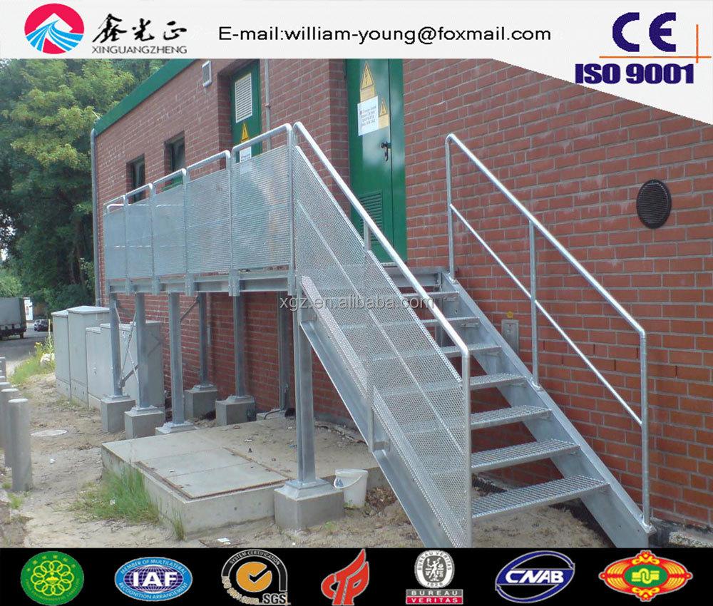 Metal Outdoor Stairs Manufacturers Steel Stairs ExteriorLeesburg