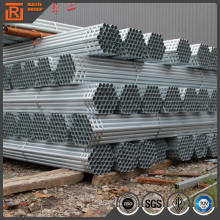 Standard length of galvanized pipe hot dipped galvanized scaffolding tube bs standard scaffolding tubes