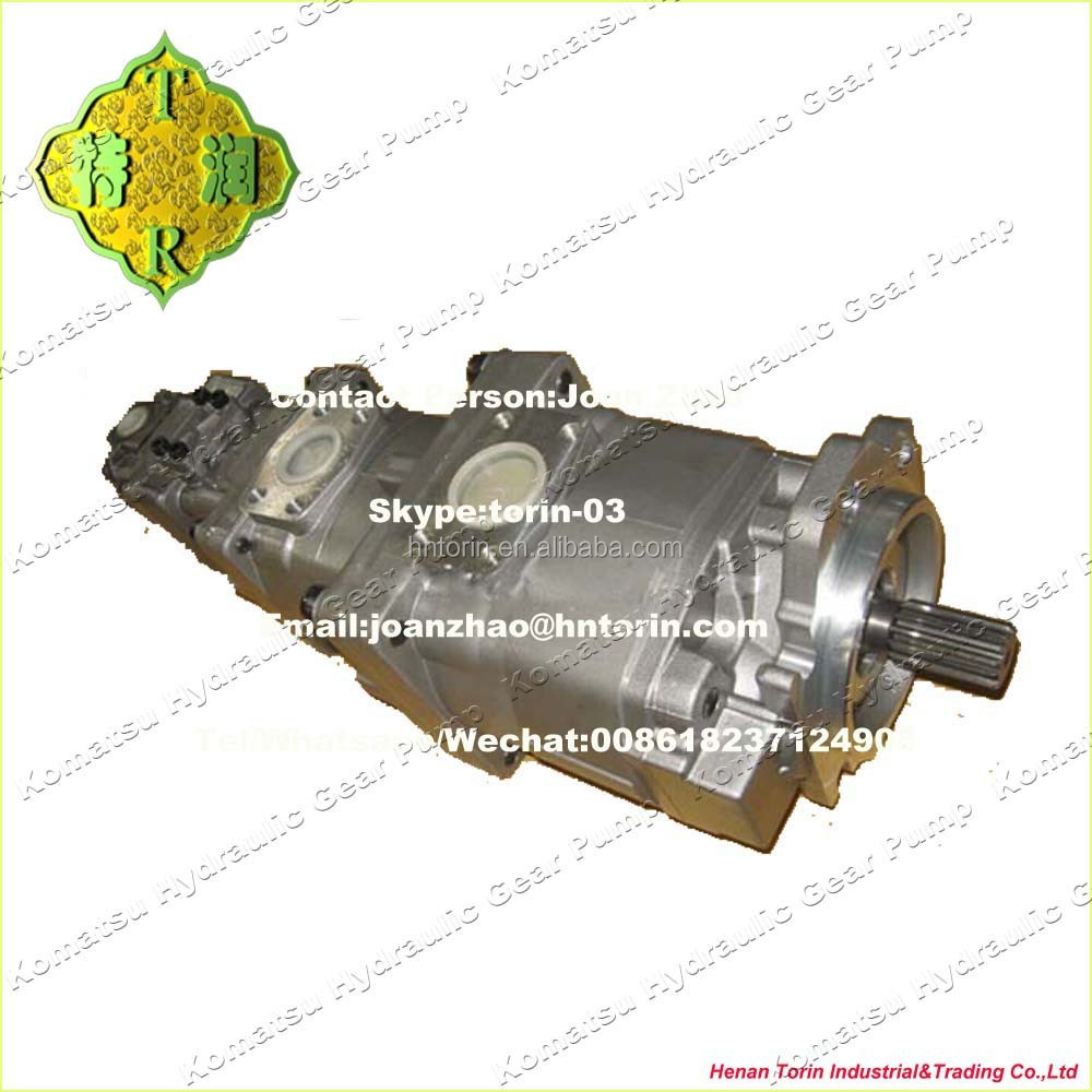 China Hydraulic Pump, KAYABA/Hitachi/Kobelco Hydraulic Pump, LW100 Crane Hydraulic Pump 705-55-24110