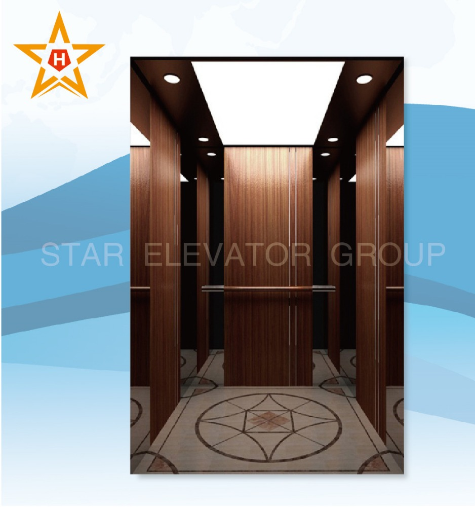 2015 New Fashional Passenger Lift for residence