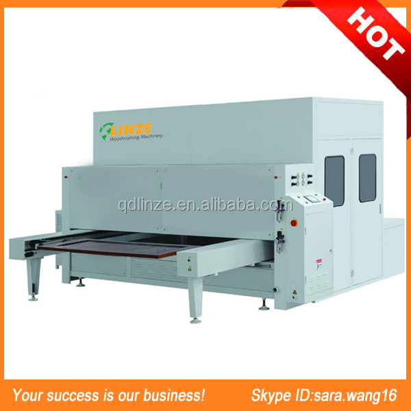 Qingdao Wood Furniture Automatic spray painting machine