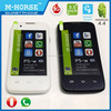 3G 3.5inch cell phone low price china mobile phone made by top mobile phone manufacturer M-HORSE P5-w
