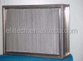 h13 hepa filters h14 separator hepa filter for semiconductor