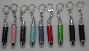Top Quality Promotion Custom Metal Mini Led Flashlight Keychain