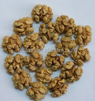 wholesale chinese walnuts light amber halves, shelled walnut kernels light halves