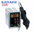 110V KADA858 Rework station ,SMD hot air welding Station, Digital Display Soldering Stations