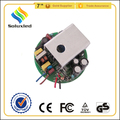 50w led driver round shape