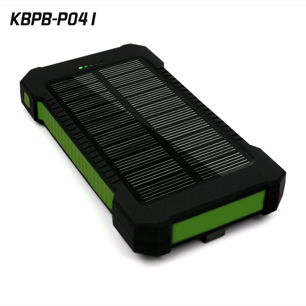 portable power bank 10000mah dual usb solar charger for vivo solar power bank malaysia