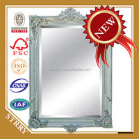 Hand carved wood mirror frame ,picture frame for decoration