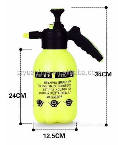 Hand Pump plastic garden Sprayer