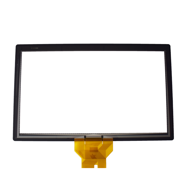 "I2C / USB Interface EETI Chip Waterproof Factory Direct 32"" Capacitive Touch Screen For PC"