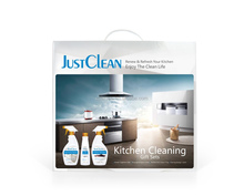 Hotsale Kitchen cleaning set oil stains removing detergent