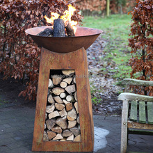 Esschert Design BSCI certicifated Outdoor fire pit