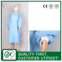 Best Selling SMS surgical gown sterile disposable ppe surgical gown