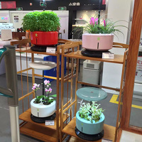 plant pot stick decoration flower planter for sale