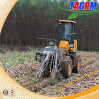 Agriculture equipment sugar cane harvesting machine/sugar cane machine/mini corn combine harvester SH15 for sale
